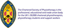 Logo - The Chartered Society of Physiotherapy